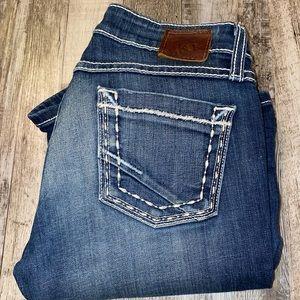 Bke denim Stella bootcut blue jeans